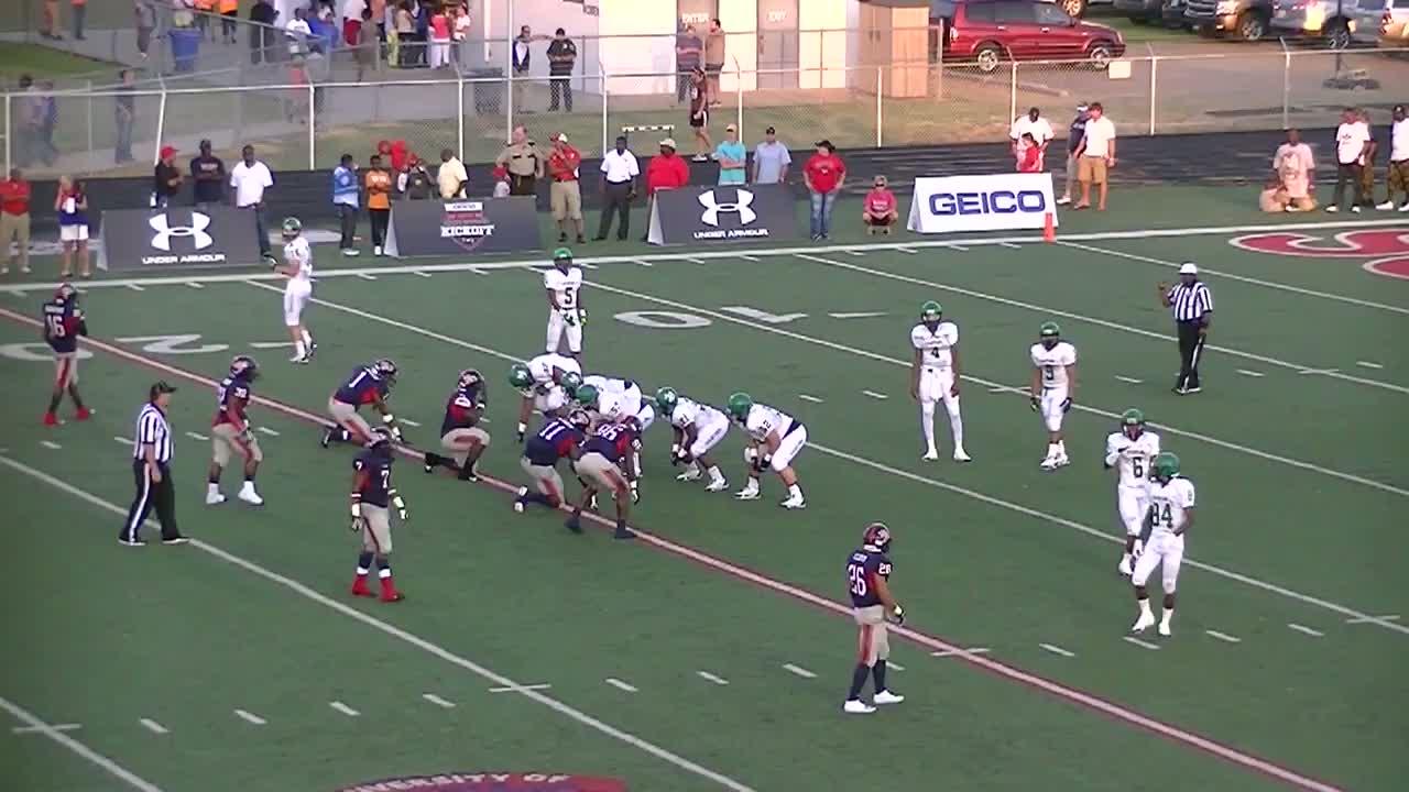 Dillon Mitchells SOPHOMORE SEASON Playing Football For - Mitchell high school memphis tn