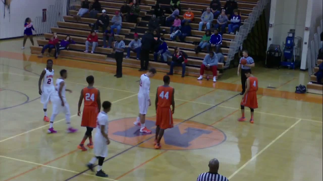 Westlake High School vs. McDonough High - Derrick Perry highlights