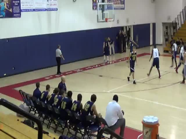 vs. Forest Hill High School