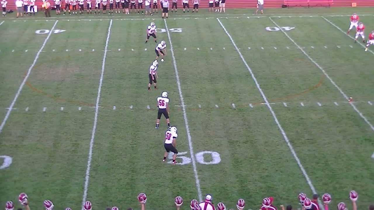 London High School Ohio Football Against London High School
