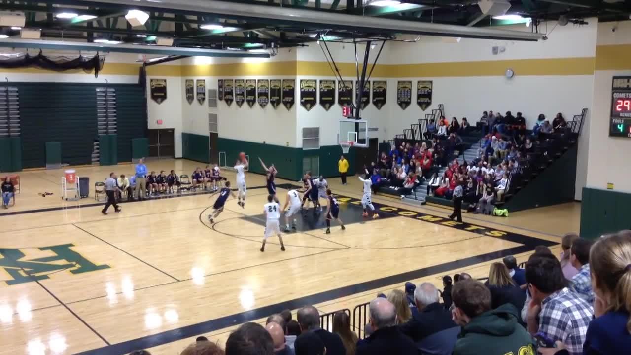 Rush All New >> Rush-Henrietta High School vs. Webster-Thomas - Steve Zarzycki highlights