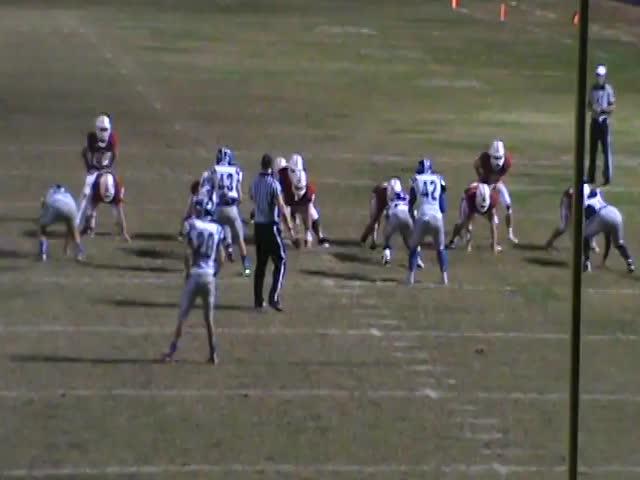 vs. Hollister High School District Round 1