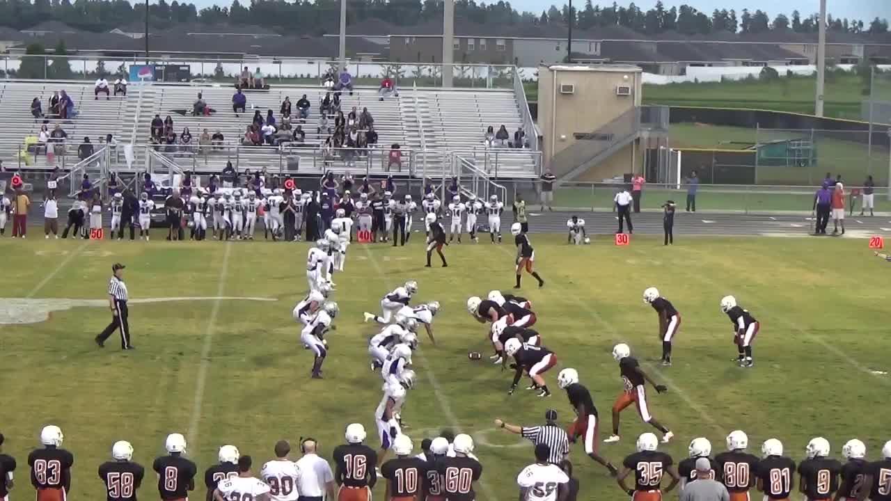 Lennard High School Vs Spoto Jahryn Bailey Highlights