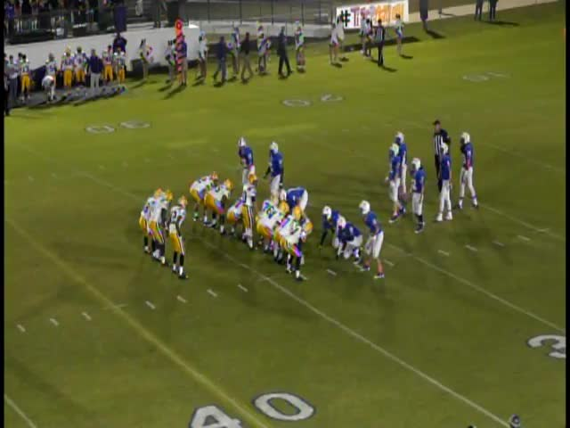 vs. Beauregard High