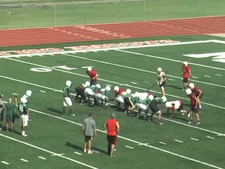 vs. Muskogee Camp Day One