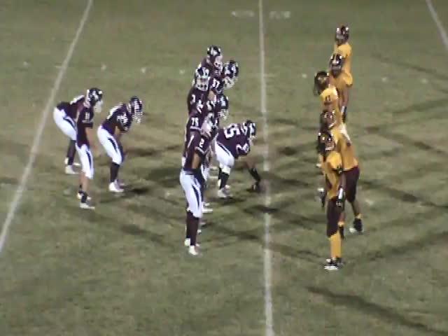 "High Point Lacrosse >> Charlotte High School Football Video ""vs. La Pryor High School"" - MaxPreps"