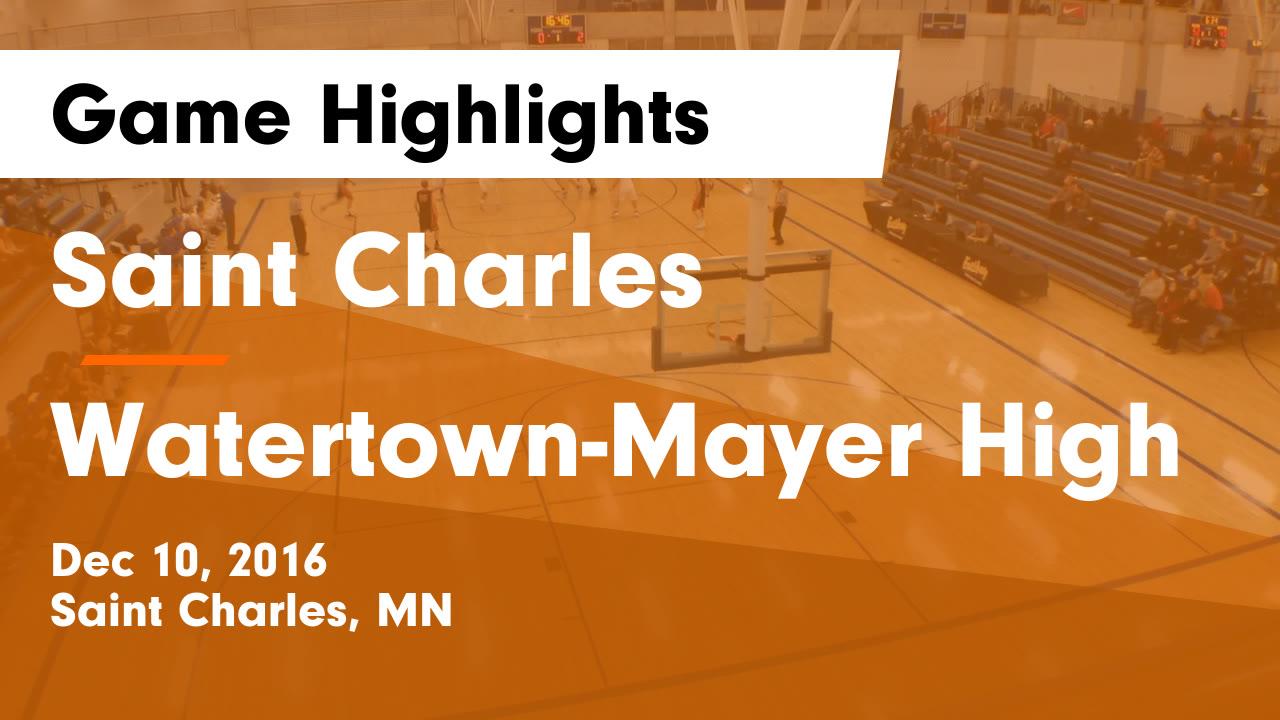 St. Charles Varsity Basketball - Saint Charles High School - Saint ...