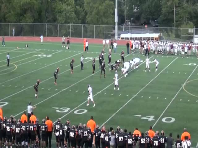 Withrow Football