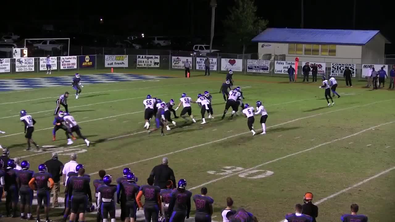Vs Taylor County Kendall Brown Highlights Hudl