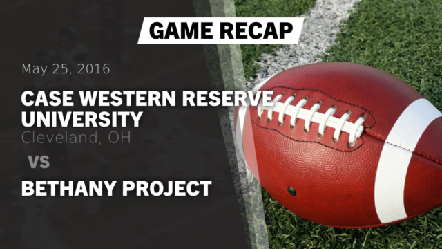 Mens Varsity Football Case Western Reserve University Cleveland