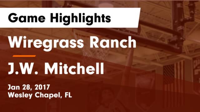 Wiregrass Ranch Boys\' JV Basketball - Wiregrass Ranch High School ...