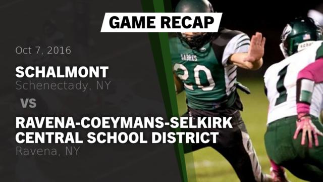 2019 Varsity - Schalmont High School - Schenectady, New York
